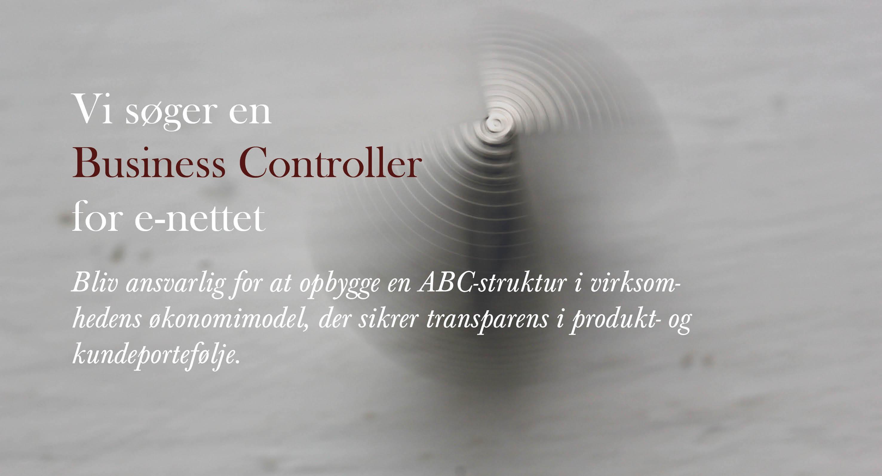 e-nettet - Business Controller